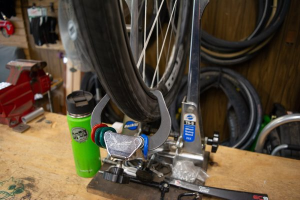 Ohiopyle Bike shop wheel repairs