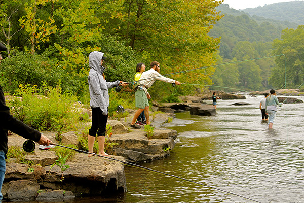 Fly Fishing Wading and Float Trip