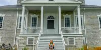 Belle grove bike tour
