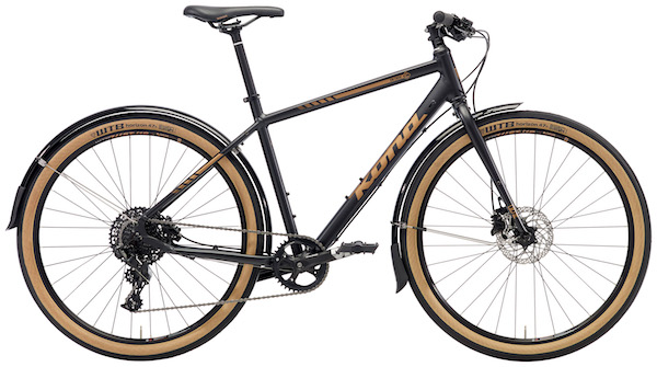 Kona Dr Dew hybrid bike rental