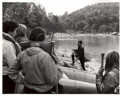 Wilderness Voyageurs ohiopyle first rafting