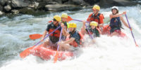 Ohiopyle Lower Yough Rafting