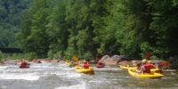 Stonycreek Canyon Rafting