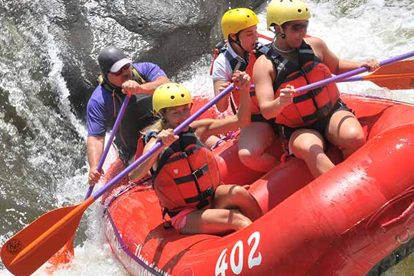 Yough Rafting Adventurers Club