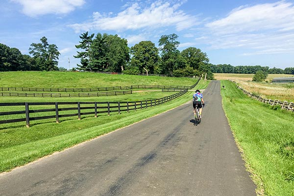 Shenandoah and the Civil War Bike Tour