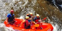 Upper Yough Rafting wilderness voyageurs