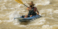 Sit-on-top kayak rentals middle yough