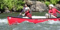 Boy scout whitewater merit badge