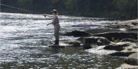 Women's Fly Fishing Weekend
