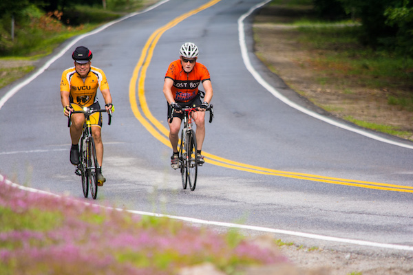 New York Adirondacks Cycling Tour