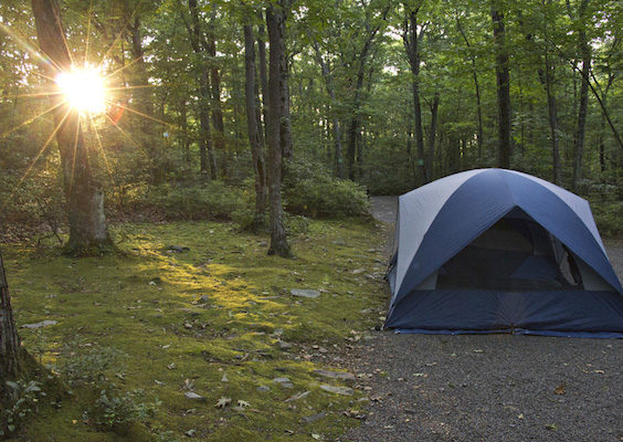 ohiopyle state park camping