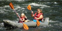 White Water Kayak Instruction