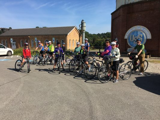 Great Allegheny Passage Bicycle Tour with Wilderness Voyageurs Bike Tours