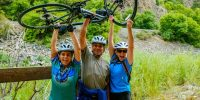 Cycling Colorado with Wilderness Voyageurs Bike Tour