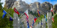 Mickelson Trail Mount Rushmore