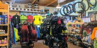 ohiopyle bike shop gear