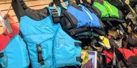 ohiopyle whitewater gear lifejackets