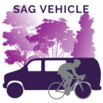 SAG Vehicle New York Finger Lakes Bike Tour