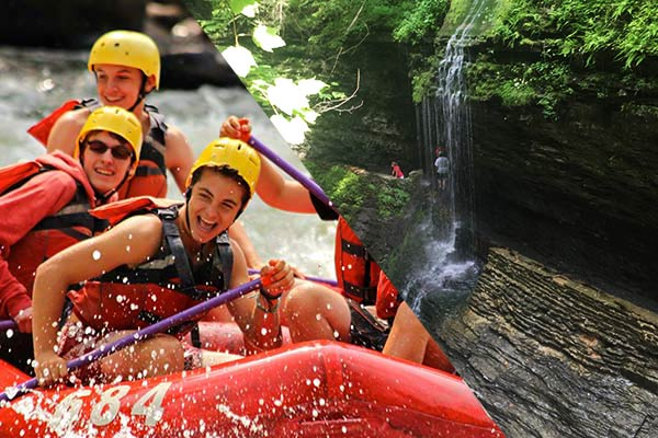 Ohiopyle Boy Scouts Splashdown Multi Day Package